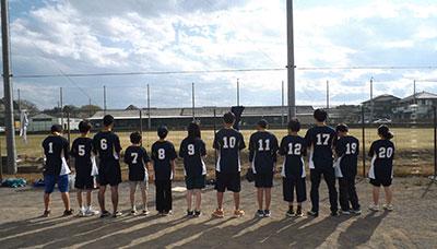 8月 ソフトボール大会